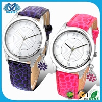 New Invention 2016 Fashion Leather Strap Watches For Women