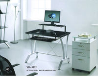 Modern home use computer desk simple style