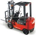 1.0-1.8T Diesel camiones montacargas especificaciones