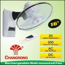 portable charge wall fan with wire