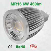 2015 led par light CE ROHS SAA approved 4W/6W/8W 3W 5W Dimmable spotlight used for replacing 7w led spot light bulbs