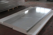 China flat EPS sandwich wall panels for prefab cottage, residential apartment