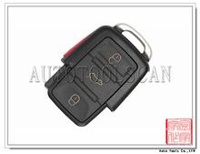 Quality confirmed 315 Mhz remote card key for VW 4 button key remote set 1 J0 959 753 DC (AK001016)