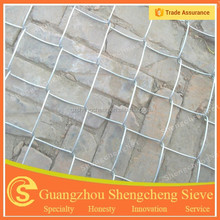 Chain link mesh dog fence Mesh fencing for dogs