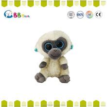 Big eyes white cute little monkey hot sale in 2015