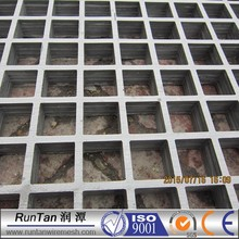 frp grating price, frp grating with grip strut, drain grill