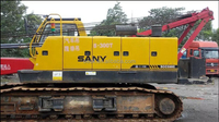 Original used condition, Chinese popular brand Sany SCC50C mobile crane for sale