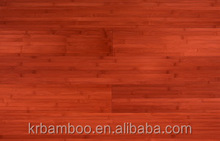 Stained solid bamboo floor carpet