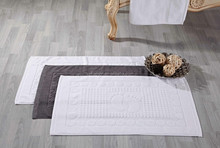 High Quality Manufacturer and supplier of white bath mats