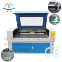 NC-1390 1390 100w maquina laser para corte de madera