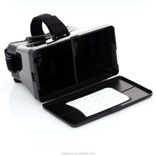 3D VR Glasses Virtual Reality Headset Plastic Google Cardboard