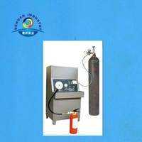 Fire Extinguisher Nitrogen Automatic Filling Machine