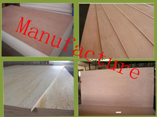 High Quality E1 Grade Natural Birch Veneer Plywood for Furniture