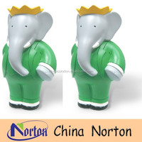 handmade fiberglass cartoon character elephant statue NTRS-CS076S