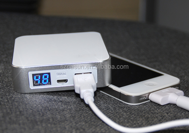 2015 fashion promotional gift new products 2600mah Power Bank /mobile power bank charger for all mobile phones