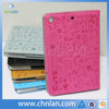 High quality colorful cute magic girl leather case for ipad air