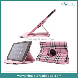 Hot Grid 360 Degree Rotating For iPad Mini Cases with Stand