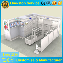 Fashion used retail store furniture for clothing store eas alarm system