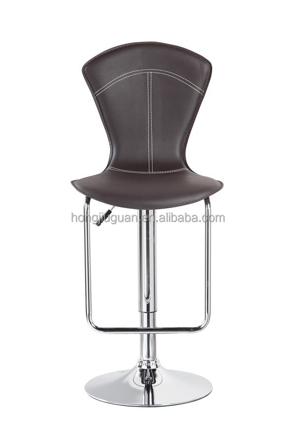 new comfortable leather bar stool