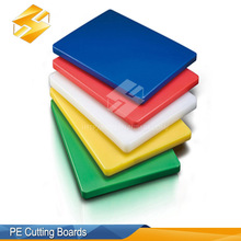 2015 New Design Lowest Price Popular Plastic Chopping Sheet for Cutting Board Made in China