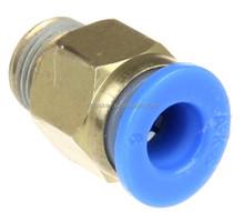 3 mm impresora 3D J-Head remoto alimentación accesorios para tubos neumáticos conectores