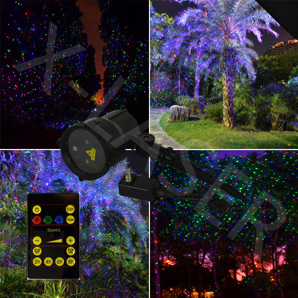 New Products 2016 Ip 65 Waterproof Outdoor Christmas Laser