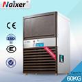 Hot venda comercial cubo de gelo máquina de fazer, automática cheia máquina de fazer gelo