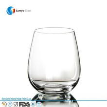 Samyo Custom Glassware Manufacturer 10oz hiball glass cup