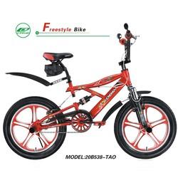 High Quality Bmx Freestyle Bike,20inch Full Sus Freestyle Bike