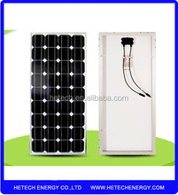 Good quality mono 95w cheap solar panel from China Manufacturer