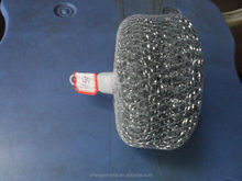 mesh wire scourer galvanized wire mesh scrubber cleaning products for usa market