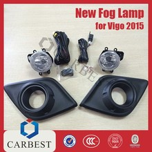 High Quality New ABS and PP 2015 Toyota Hilux Vigo Fog Lamp for Pick Up