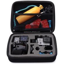 Portable Waterproof EVA Go pro Camera Case