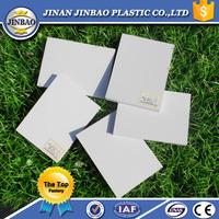 Wall panel pvc foam lead free guangzhou