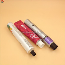 hair removal cream collapsible aluminum tube