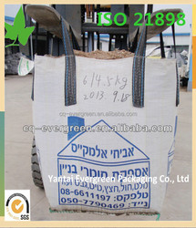jumbo bag 1 ton bulk bag agricultural products construction bulk bag with four lifting loops