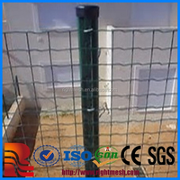 decorative garden fence / holland fence / wire mesh fence for sport court