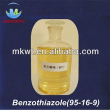 silicon dioxide /Benzothiazole BT/ CAS No:95-16-9