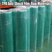 Best Quality TPU High Clear Screen Protector Anti Shock Screen Film Material Roll
