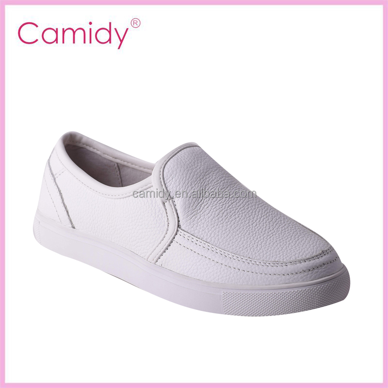 buy shoes china white comfortable flat casual shoe