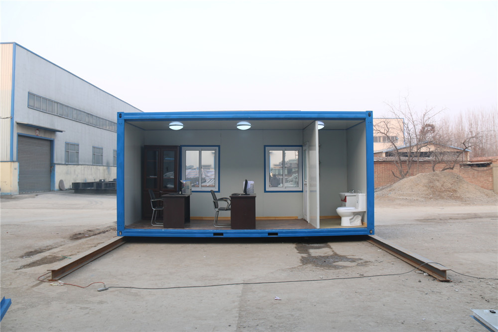 China Low Cost Portable Modular Mobile Cabin Ready Made