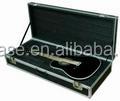 customized aluminum guitar flight case with free size