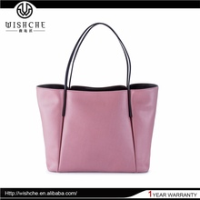 Wishche Hotsale Export Quality Brand New Design American Tote Bag Wholesale Manufacturer W026