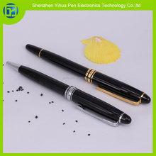 YIHUA OEM/ODM metal twist ball pen,custom metal ballpoint pen for promotion,Imprint metal body ballpoint pens