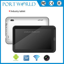 OEM quad core tablet with GPS 10 inch tablet pc rj45