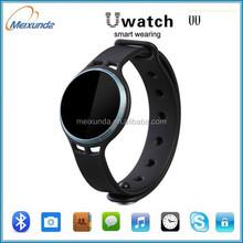 Newest style U WATCH waterproof MTK6260 uu smart watch