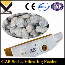 Vibrating Feeder use in cement/limestone/magnesite plant ore stones feeder