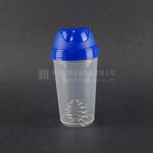 Shaker Cup/PP Cup With Steel Ball/250-300ML Shaker Bottle