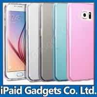 1000 Pcs / Lot Wholesale - Ultra Thin Crystal Clear TPU Transparenft Clicone For Apple iPad Mini