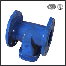 China 304/316 stainless steel sand casting powers gate valve part
